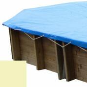 Bâche hiver sable pour piscine bois original 755 x 456 - 779808