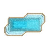 Bâche opaque nara safe ppp mega-pool prestige