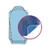 Bâche Quatro Bleu Solaire Modèle Aventurine Alliance piscines