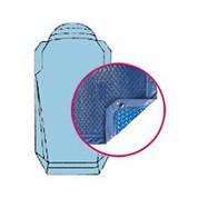 Bâche Quatro Bleu Solaire Modèle Grenat Alliance piscines