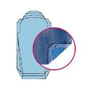 Bâche Quatro Bleu Solaire Modèle Gypse Alliance piscines