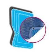 Bâche Quatro Bleu Solaire Modèle Londres Union piscines