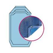 Bâche Quatro Bleu Solaire Modèle Perle Alliance piscines
