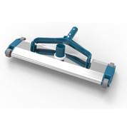 Balai en aluminium 45 cm piscine béton - Blue Line