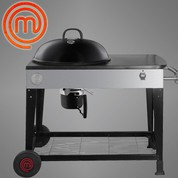 Barbecue à charbon de bois by MasterChef Party Grill 57 cm