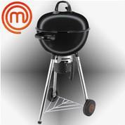 Barbecue à charbon de bois by MasterChef Premium 57 cm