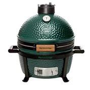 Barbecue/Four Big Green Egg minimax avec berceau