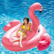 Bouée gonflable Flamant Rose Intex - Grand modèle