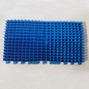Brosse picots PVC bleu clair Dolphin Nauty/DB4/DB5/DB6/galaxy