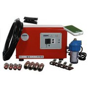 Brumisateur haute pression semi-pro Idrakool 25 Noir