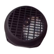 Capot ventilateur pompe 5p2r 0.75 kw a 1.1 kw