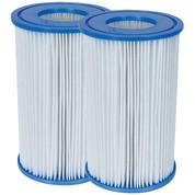 Cartouche pour filtre épurateur x 2