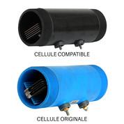 Cellule compatible POOL 055 pour Pool Technologie® 55LC/35ST/30ST - 3 plaques