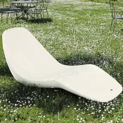 Bain de soleil Lotus blanc inerte