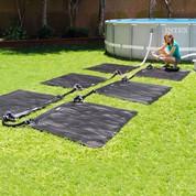 Chauffage solaire Intex pour piscine hors-sol