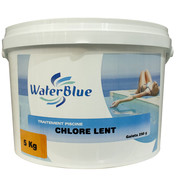 Chlore lent waterblue galets 250g - 60kg