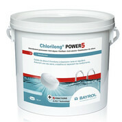 Chlorilong Power5 galet 250 g Bayrol 30 kg