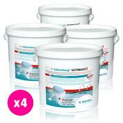 Chlorilong Ultimate7 galet 300 g Bayrol 19.2 kg - 4 seaux x 4.8 kg