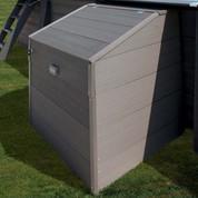 Coffre de filtration composite pour piscine H.115 cm
