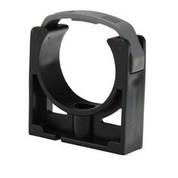 Collier de fixation tube PVC Ø50 - Qté 10