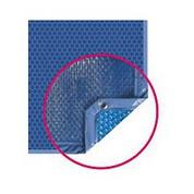 Couverture à bulles bleu solaire 400 quatro le m²