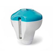 Diffuseur flottant Intex deux-en-un avec thermomètre intégré