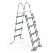 Echelle de sécurité 2 x 3 marches - Hauteur 122 cm