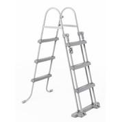 Echelle de sécurité 2x3 marches - Hauteur 107 cm