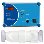 Électrolyse complète avec cellule compatible Clormatic® 601 avec détecteur de débit