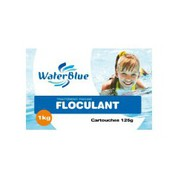 Floculant cartouches waterblue 12kg