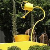 Fontaine Léopold XL jaune