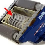 Grille protection moteur robot soft
