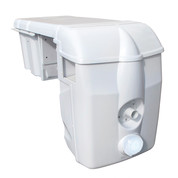 Groupe filtrant non modulable FB14 PC avec projecteur blanc