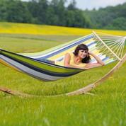 Hamac brésilien avec support en bois Starset Kolibri