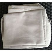 Set complet de housse gris clair pour salon Biham