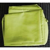 Set complet de housse verte pour salon Biham