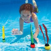 Balles néoprène pour jeux de plongée Intex
