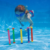 Bâtons pour jeux de plongée Intex