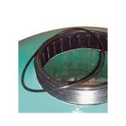 Joint de couvercle de filtre à sable de piscine BobiClair vert side