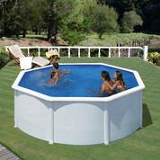 Kit piscine hors-sol acier Fidji ronde Ø300x120 cm