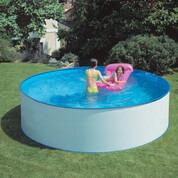 Kit piscine hors-sol acier ronde Lanzarote Ø300 x H90 cm