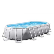 Piscine tubulaire ovale Prism Frame 6m10 x 3m05 x1m22
