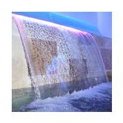 Lame d'eau 300 x 150 mm