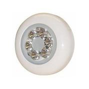 Lampe piscine étanche avec 6 Super LED Blanc de 1W