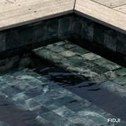 Liner armé Fidji Aquasense 3 x 33 m² soit 99 m²