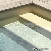 Liner armé Golden Riviera Aquasense - 1,65 x 20 m soit 33 m²