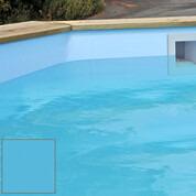 Liner pour piscine bois Nortland 420 x 420 x 128 cm bleu 75/100
