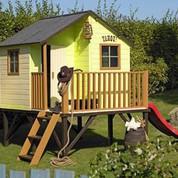 Maisonnette en bois Théo