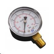 manomètre filtre à sable Ø50 (pour adaptateur 101d014) (snte)