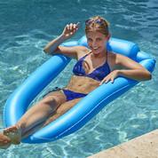 Matelas Pool Pod Bleu